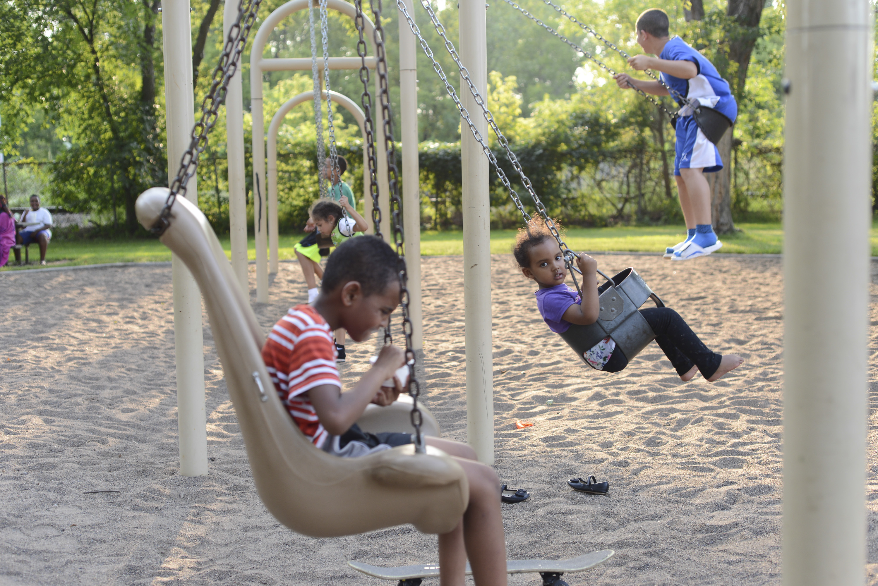 The Minneapolis Park and Recreation Board says the city's 157 neighborhood parks face a $15 million annual shortfall in repairs and maintenance. Photo courtesy of the Minneapolis Park and Recreation Board