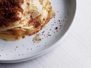 The Swedish pancakes at Upton 43. Photo courtesy of Bodega Ltd.