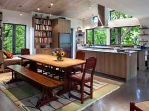 A kitchen in a Golden Valley home designed by architect Sarah Nettleton. Submitted photo