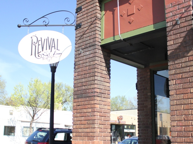 Revival is growing at 43rd & Nicollet.