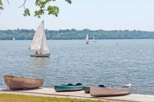 Lake Harriet once again has earned the Best Lake title.