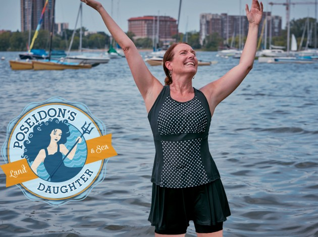 A Tangletown resident designed Poseidon's Daughter to provide more flattering and flexible swimwear options for women. Submitted photo