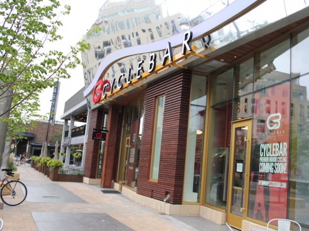 CycleBar Uptown is offering free classes in its opening days Sept. 1-10.