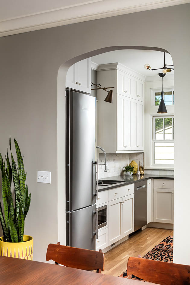 Smart Solutions For A Small Kitchen Southwest Journal