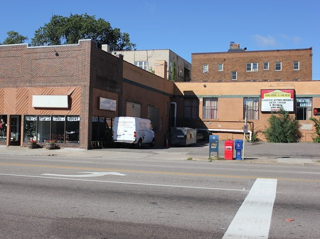 Minneapolis Theatre Garage plans to close and Steeple People is working to relocate in advance of a new development project proposed for Lyndale & Franklin.