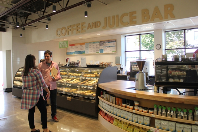 Josh Resnik, CEO of the Wedge Community Co-op, says consolidation would boost Minneapolis co-ops.