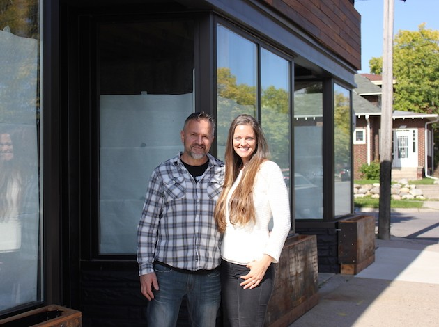 Dan Gorbunow and Cindy Storms Gorbunow are working to open Sattva Healing Arts at 32nd & Bryant in late 2016.