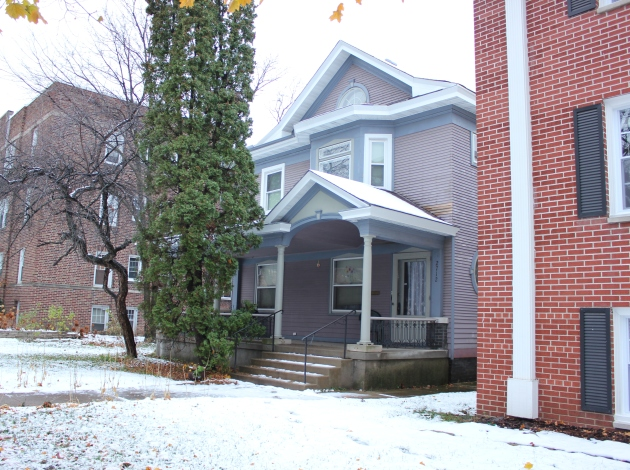 The daycare at 2712 Humboldt Ave. S.