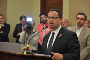 U.S. Rep. Keith Ellison. Submitted photo
