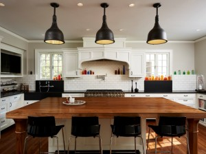 Chris Strom of Fulton remodeled a kitchen in a 1915 Tudor home in East Isles originally designed by Franklin Ellerbe. Photo by Alyssa Lee Photography