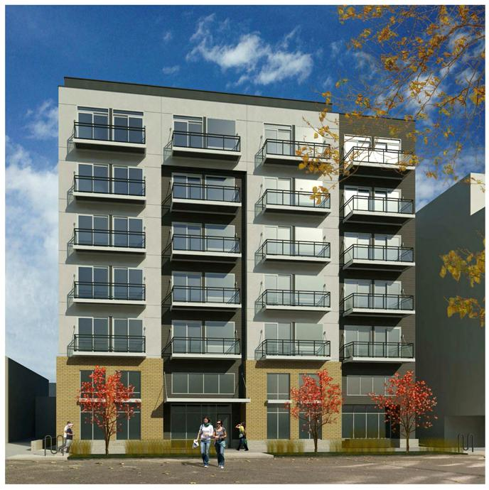 Micro Apartments: Solhem Proposes Micro Unit Apartments Near Lake & Holmes
