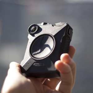 MPD uses Taser's Axon Body 2 cameras. Photo courtesy Taser