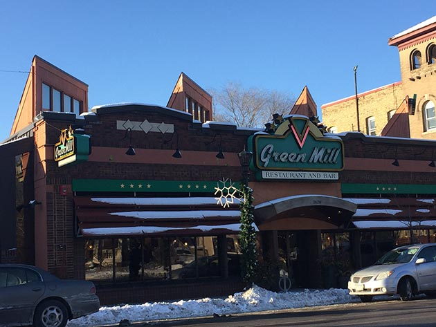 A Hennepin Avenue location that has been home to a Green Mill for decades will soon be transformed into restaurateur Luke Shimp's fourth Red Cow restaurant. Photo by Sheila Regan