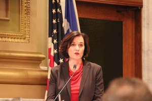 Mayor Betsy Hodges. File photo