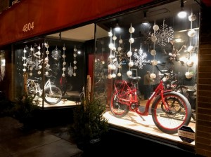 Pedego Electric Bikes is located in the former Patrick Nau Photography storefront at 4804 Chicago Ave. S. Submitted photo