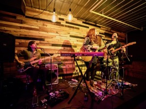 "The Boston-based band ""The Sea The Sea"" plays at The Warming House, a new music venue in the East Harriet neighborhood. Photo courtesy Brianna Lane"