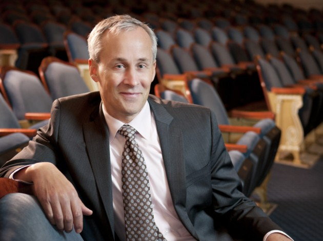 Tom Hoch, the former CEO of Hennepin Theatre Trust, plans to launch his campaign for mayor Feb. 21. File photo