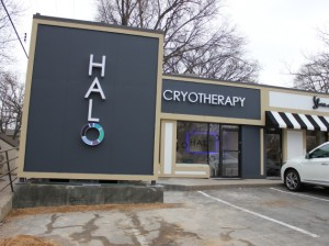 Halo Cryotherapy opened in February at 3615 W. 50th St.