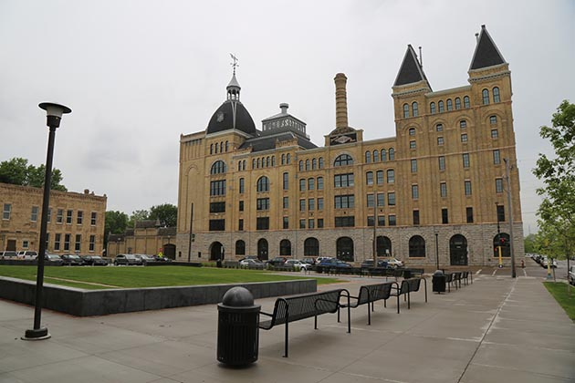 Grain Belt Brew House in Northeast, home to the American Craft Council. Submitted photo