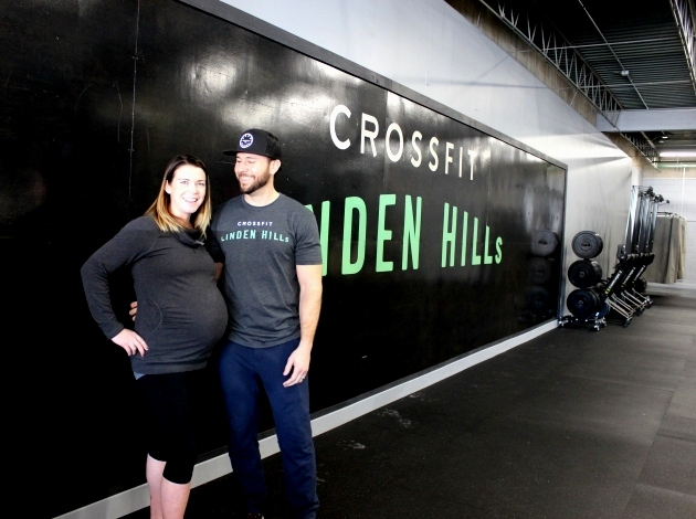 Anne Mezzenga and Logan Bautch opened CrossFit Linden Hills in April near 44th & France.