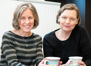 """Beth Dooley, left, and Mette Nielsen, right, are the authors of """"Savory Sweet: Simple Preserves from a Northern Kitchen."""" Submitted image"""