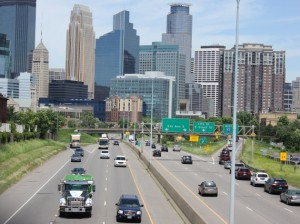 I-35W construction begins in August.