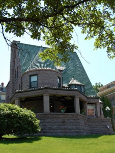 Groveland Gallery is located in the historic Frank B. Long House, built in 1894. Submitted photo