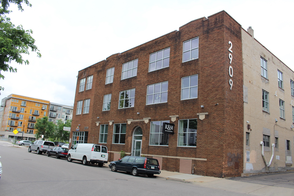 Bruce Dachis' building at 2909 Bryant Ave. S