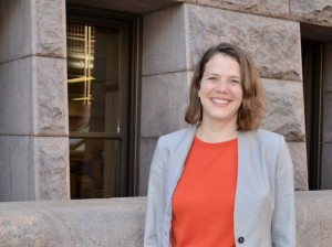 Former state Rep. Kate Knuth will be Minneapolis' new Chief Resilience Officer, a position developed by the New York-based Rockefeller Foundation. Photo by Nate Gotlieb