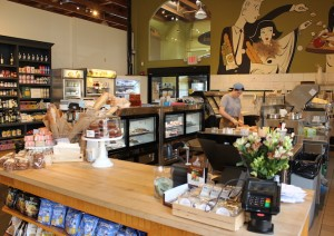 Sandwiches, meats, cheese and gourmet grocery items are available at France 44's expanded cheese shop.