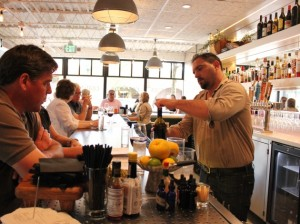 Staff said the restaurant is off to a busy start at 3808 W. 50th St.