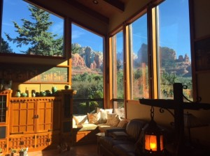 The owner of this Sedona, Arizona home wants to swap houses with a Minneapolis household over the holidays. Submitted photo