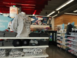 A look inside the new Target store in Uptown.