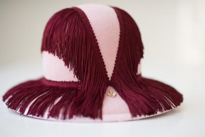 Find work by local hat maker Celina Kane at Bespeak, a pop-up holiday market featuring goods from local women-owned businesses. Submitted image