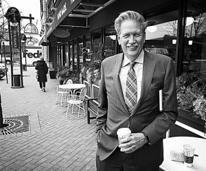 An attorney, Jim Hovland was elected Edina mayor in 2005. Photo by Brian Lambert