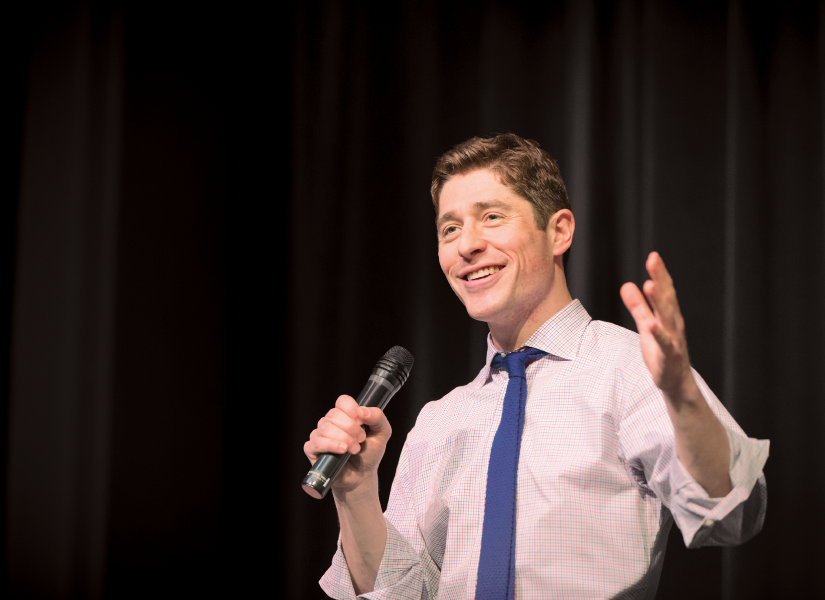 Ward 3 City Council Member Jacob Frey won the mayoral race after five rounds of vote tabulation, according to unofficial results from the city. File photo