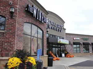 Kowalski's Market has absorbed the former Walgreens storefront.