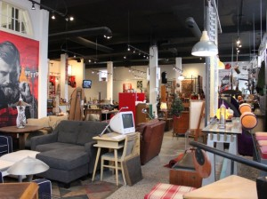 A peek inside Emuble Furnishing at 2756 Hennepin Ave. S.