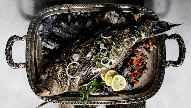 Grilled Snapper from Martina