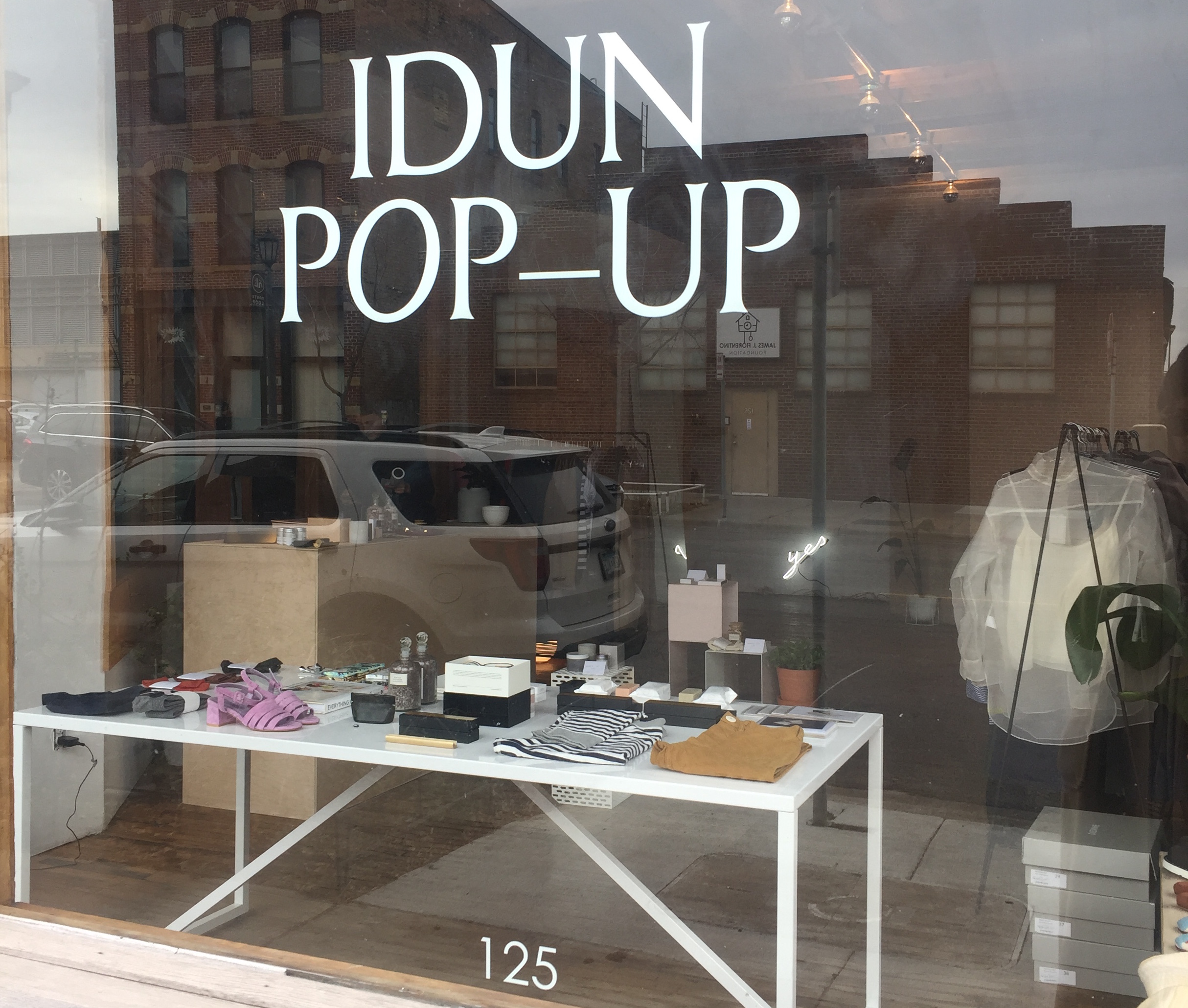 Idun Pop-up