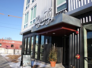 Micro-units at the Lyndy opened Jan. 1.