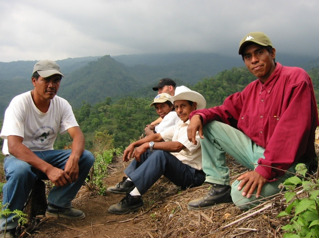 Peace Coffee buys fair trade coffee from the APECAFORM Co-op in Guatemala. Submitted photo