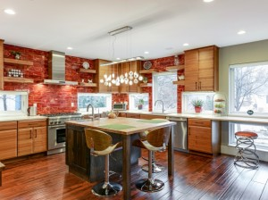 A home at 4329 Ewing Ave. S. listed for $1.4 million. Photo courtesy Sustainable 9