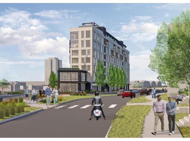 Developer Submits Proposal For Lake Amp Excelsior Hotel