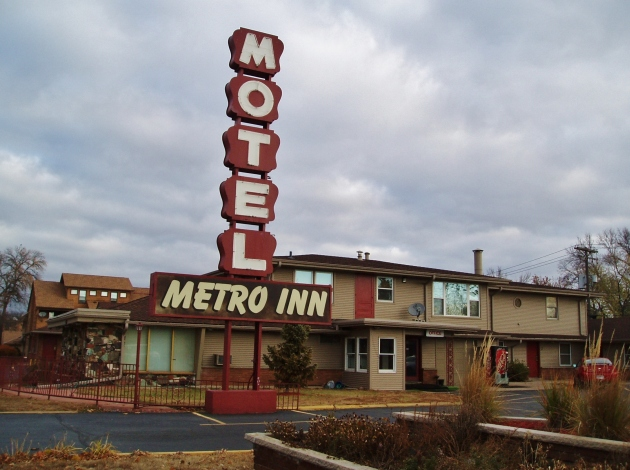 The owner of Metro Inn said he's prepared to accept any reasonable offer for the Lyndale Avenue property.