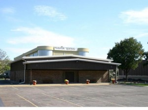 A view of the Brethren's Meeting Room, which may be demolished to make way for new development at 806 W. 62nd St. Photo courtesy of City of Minneapolis
