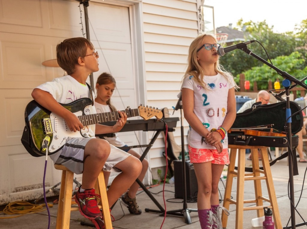 Cole, Misha and Anja perform at SW x SW a few years back. Photo by Per Breiehagen