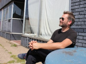 Franz Gilbertson will open the bar-style pizza shop Good Times this fall.
