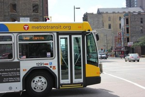 A driver shortage led Metro Transit to cut trips on some routes this summer. File photo