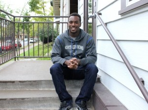 Aaron McLaurin has searched for affordable housing for three years.